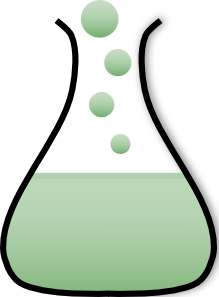 Chemistry Flask PNG images