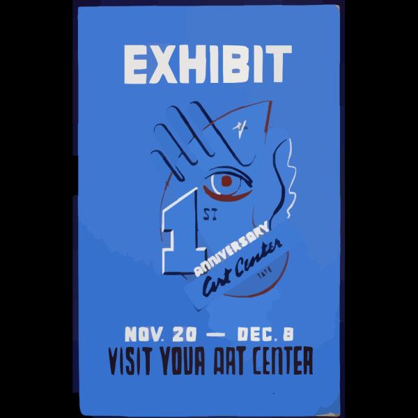 Exhibit 1st Anniversary Art Center : Visit Your Art Center. PNG images