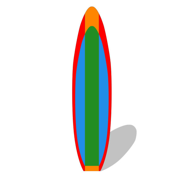 Surfboard PNG images