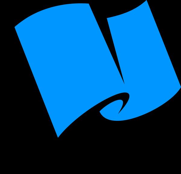 Shine Blue PNG Clip art