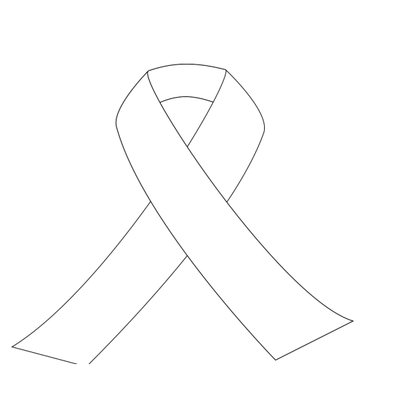 Ribbon For Cancer PNG Clip art