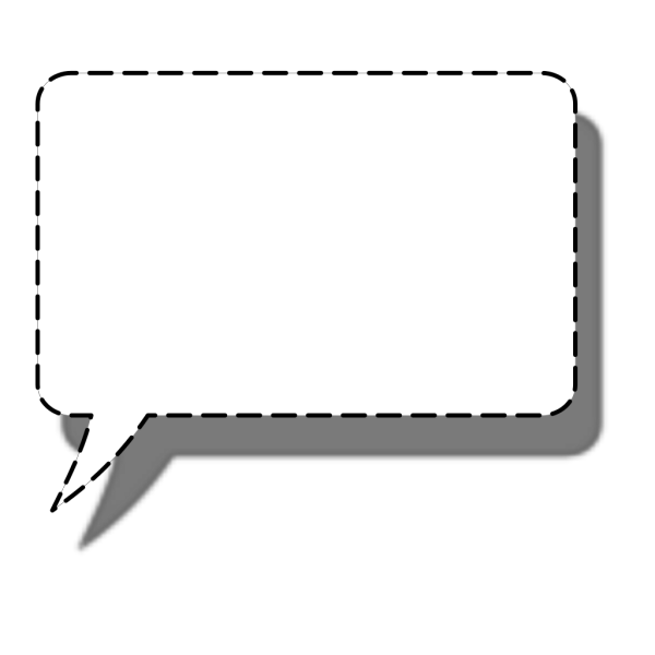 Speech Bubble PNG Clip art