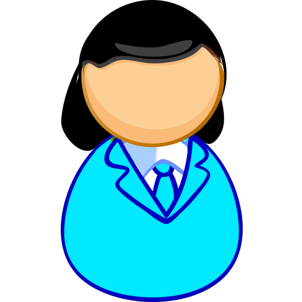 Business Woman4 PNG Clip art