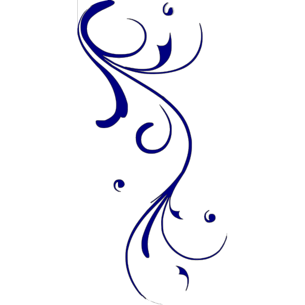 Blue Swirl PNG icons