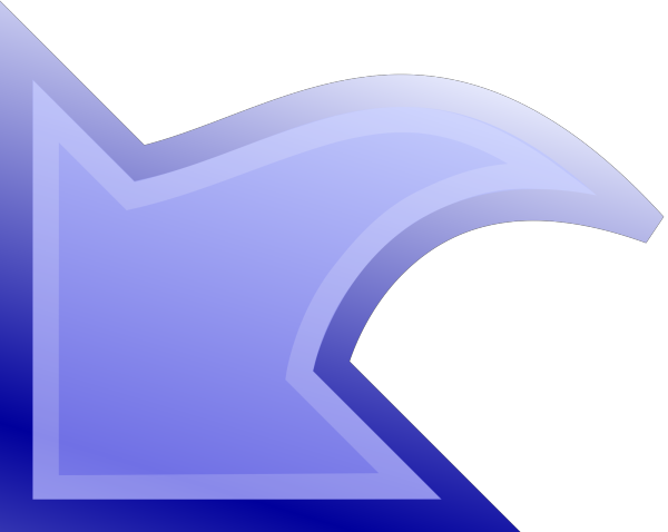 Blue PNG icons