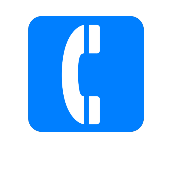 Blue Mobile Phone PNG Clip art