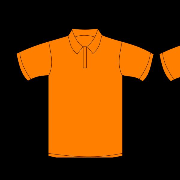 Polo Shirt Template Clip art