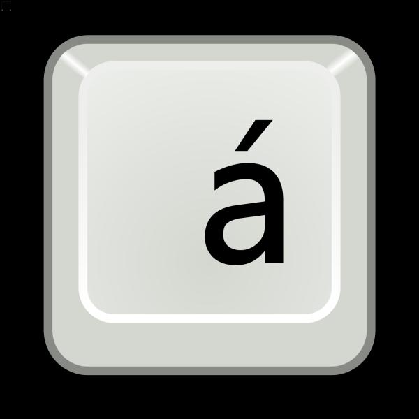 Green Key PNG Clip art