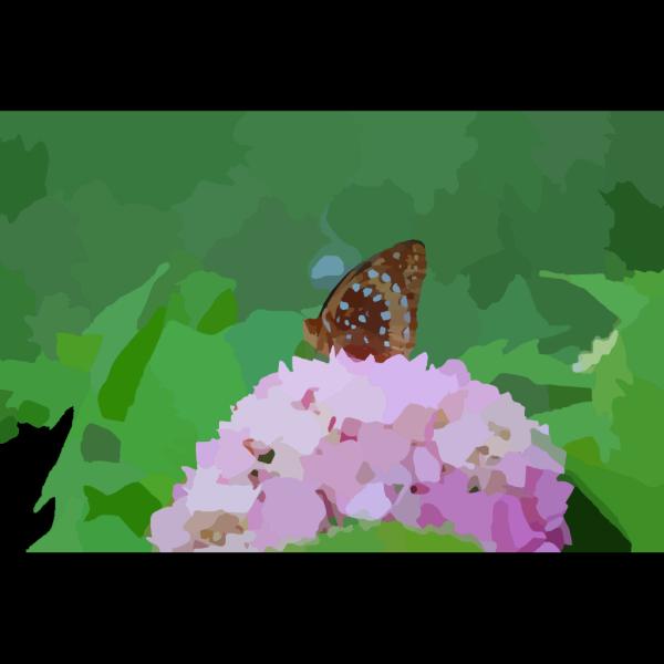 Blue Butterfly PNG Clip art