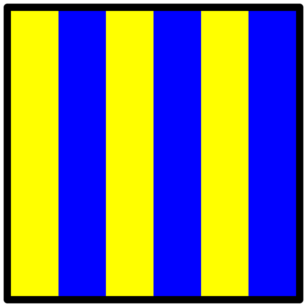 Blue And Yellow Macroplata PNG Clip art
