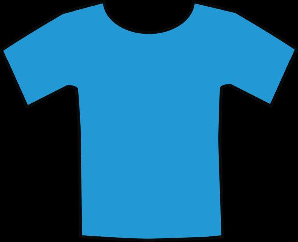 Light Blue Shirt PNG Clip art