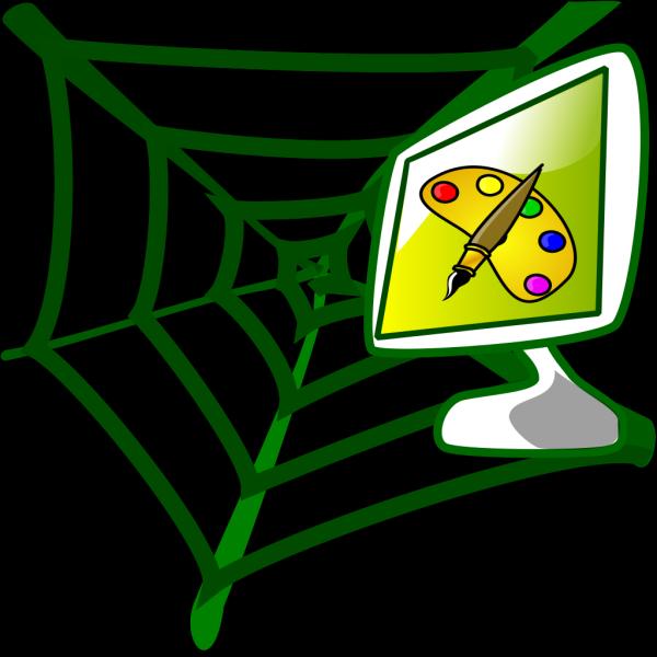 Graphic Web Designer PNG Clip art