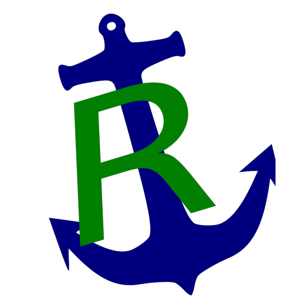 R Anchor 2 PNG Clip art