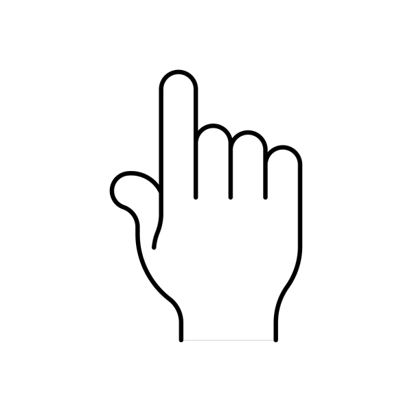 Hands PNG icons