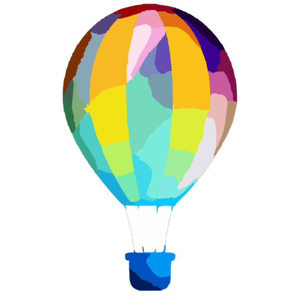 Hot Air Balloon PNG Clip art