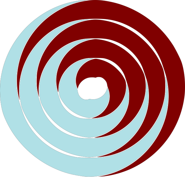 Spiral PNG clipart