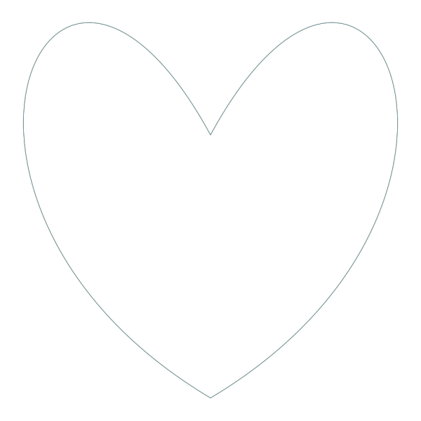 Blue Heart PNG icons