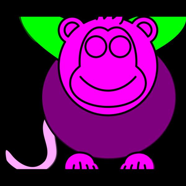 Blue Monkey Designs PNG Clip art