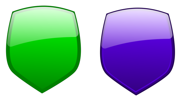 Green Yellow Blue Pink PNG icons