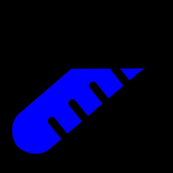 Blue Test Tube PNG Clip art