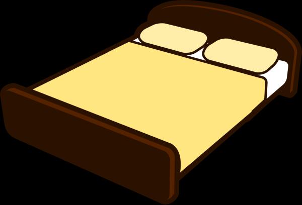 Bed PNG Clip art