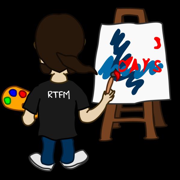 Painter PNG Clip art