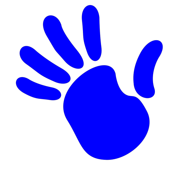 Left Hand PNG clipart