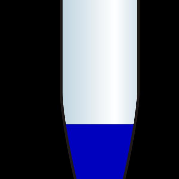Closed Centrifuge Tube PNG Clip art
