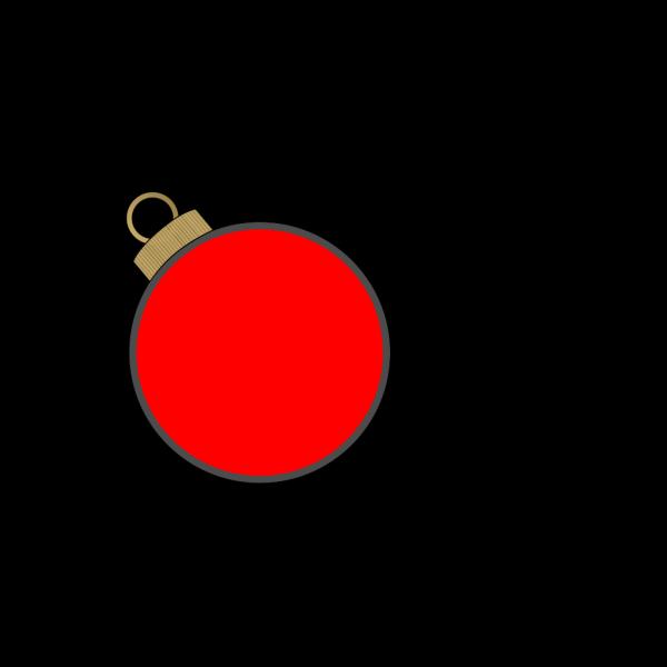 Blue Christmas Ball Ornament PNG Clip art