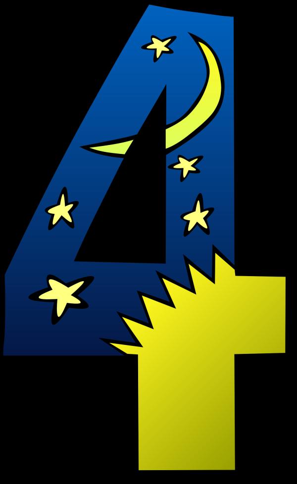Number 8 PNG Clip art
