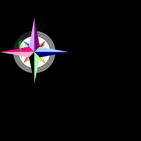 Compass Rose PNG Clip art