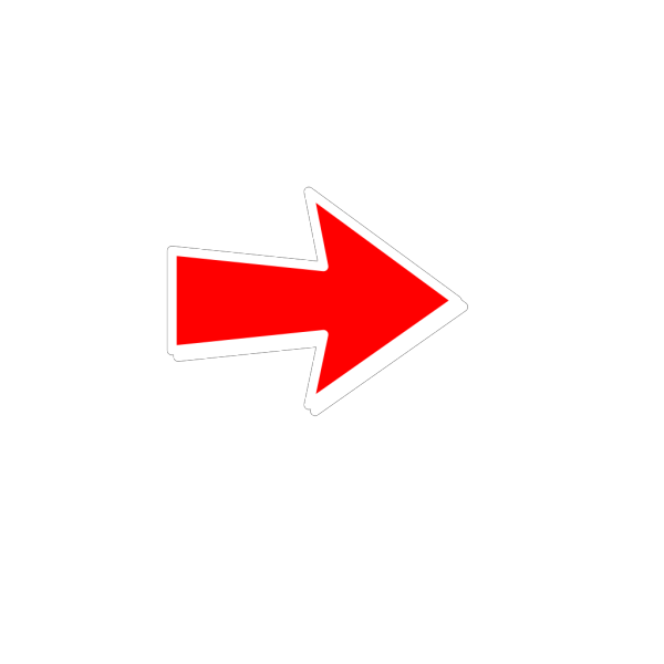 Edited Red Arrow PNG Clip art