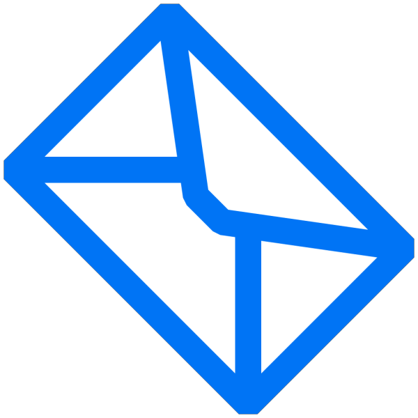Blue Messaging PNG Clip art