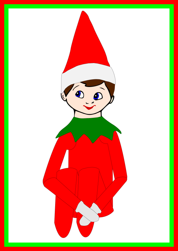 The Elf PNG images