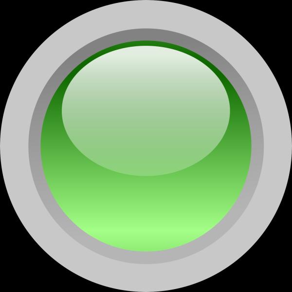 Blog Button Green Blue PNG Clip art
