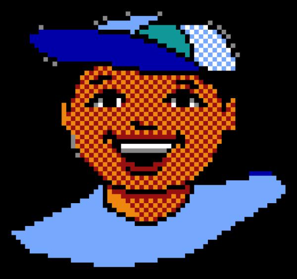Blue Cap PNG clipart