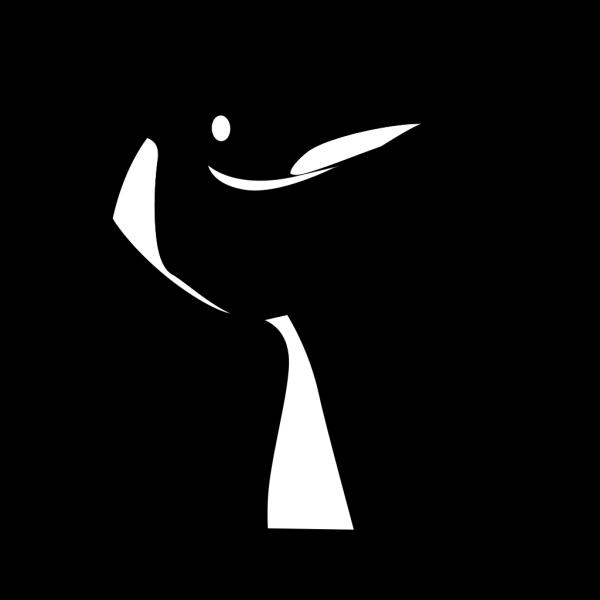 Penguin Silhouette PNG Clip art