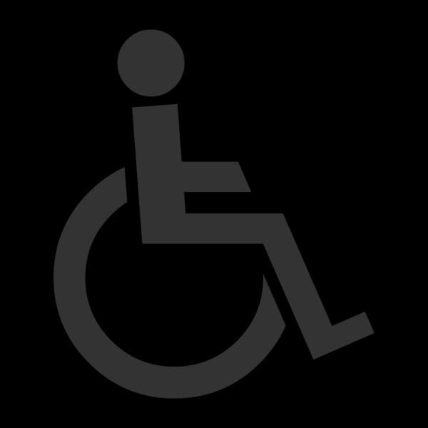 Handicapped Symbol PNG Clip art