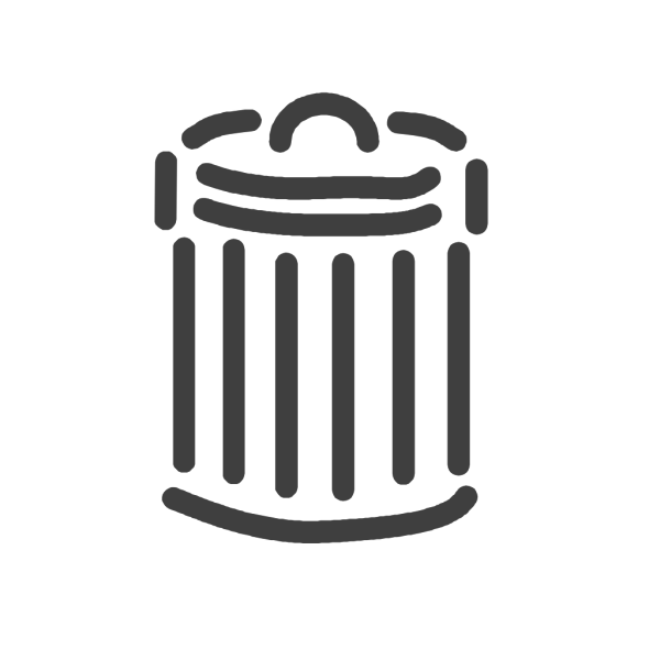 Trash Can PNG icons