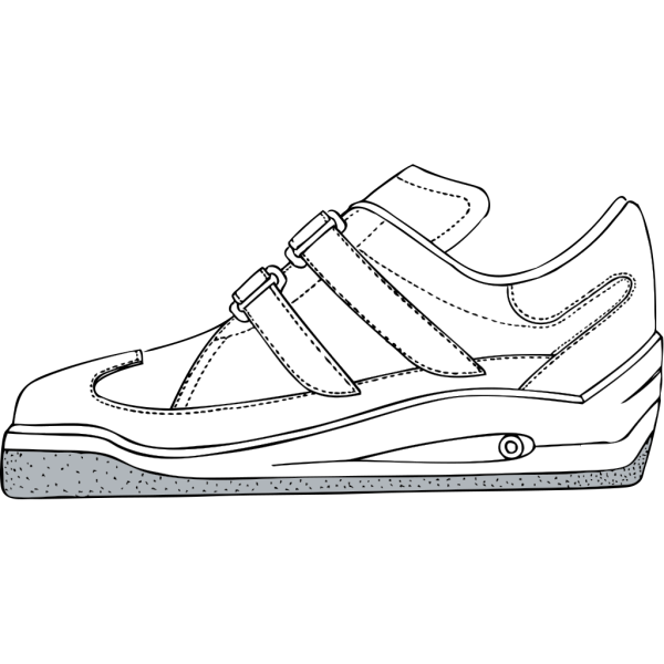 Gym Shoe PNG images
