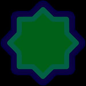 Star Blue Mb PNG Clip art