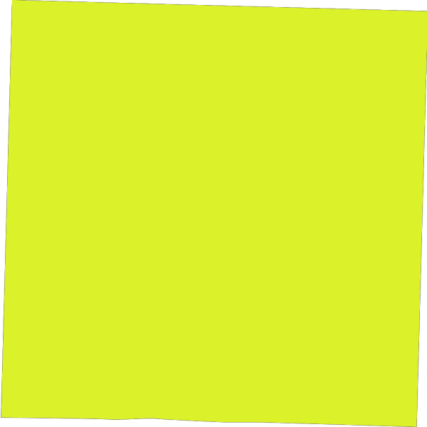 Yellow Flower PNG icon