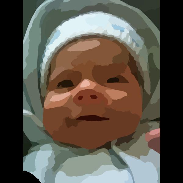 Baby Bear PNG Clip art