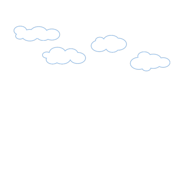Clouds In The Sky PNG Clip art