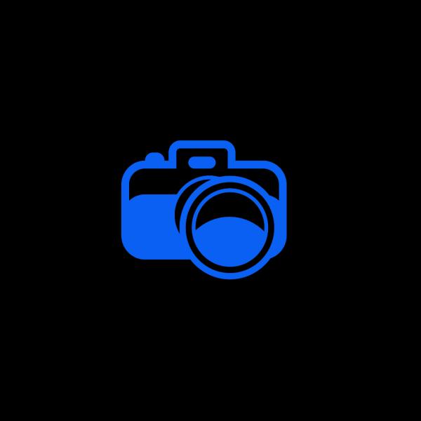 Blue Camera Pictogram PNG Clip art