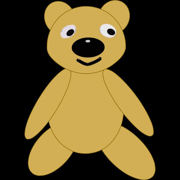 Blue Teddy Bear PNG Clip art