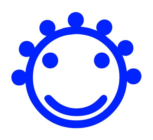 Arise Blue PNG Clip art