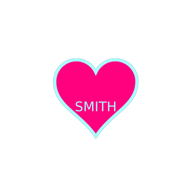 Smith Bday2 PNG Clip art