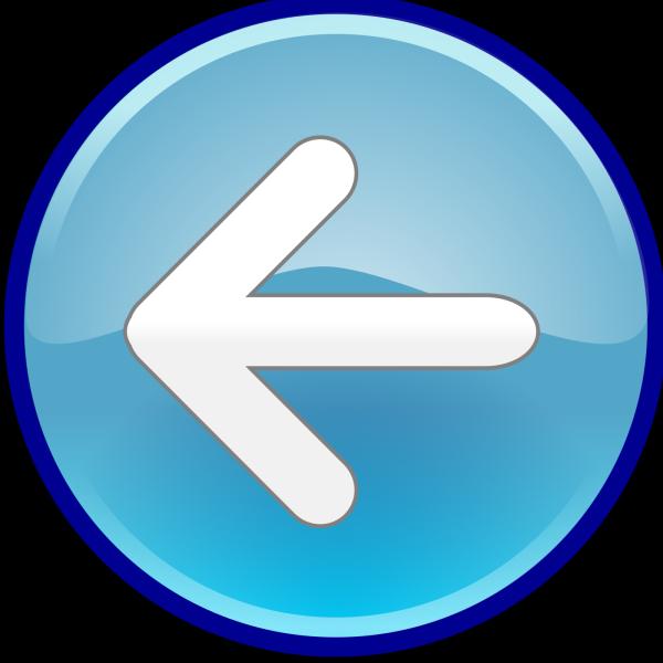 Blue Register Button PNG Clip art