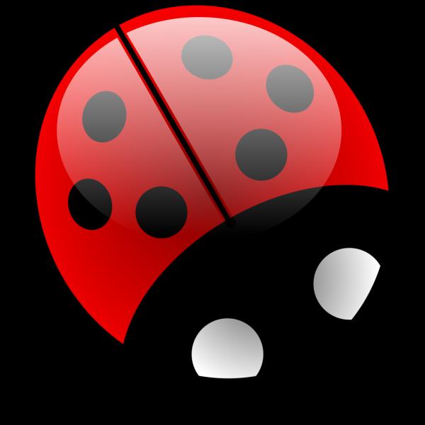 Blue Ladybug PNG Clip art